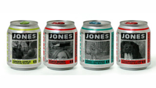 Jones Soda Launches New Line Of Sparkling Waters