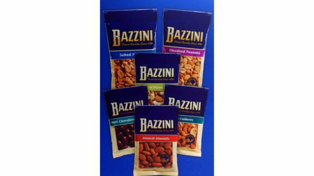 The House of Bazzini Nuts & Snacks