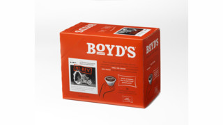 Boyd's Single-Serve Hi-Rev Coffee