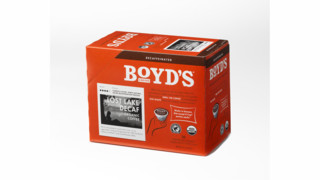 Boyd's Single-Serve Lost Lake™ Decaf Organic Coffee