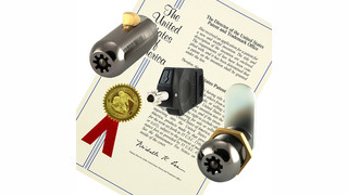 High Security Lock Wins U.S. Patent