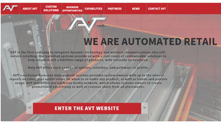 AVT Launches Bold New Website