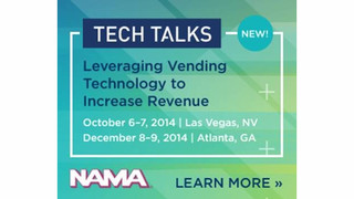 "Presenters Announced For NAMA'S New ""Tech Talks"" Seminar Las Vegas, October 6-7"