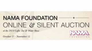NAMA Foundation Online And Silent Auction Open For Bidding Monday, October 27