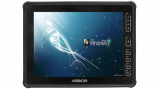 Arbor Solutions Introduces Gladius G0975, 9.7-Inch Windows Rugged Tablet