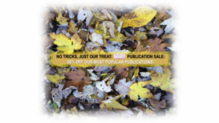 No Tricks, Just Our Treat – NAMA Publication Sale: 50% Off Our Most Popular Publications