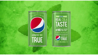 PepsiCo Launches Pepsi True Soda With 30 Percent Less Sugar