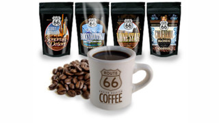 USConnect Announces Launch Of New Route 66 Coffees