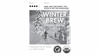 Boyd's Coffee® Launches New Winter Brew Organic Coffee