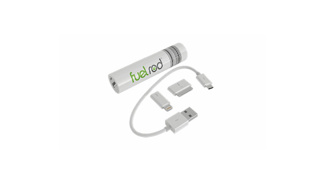 "FuelRod Brings ""Ready-To-Go"" Mobile Phone Charging To Bay Area Travelers"