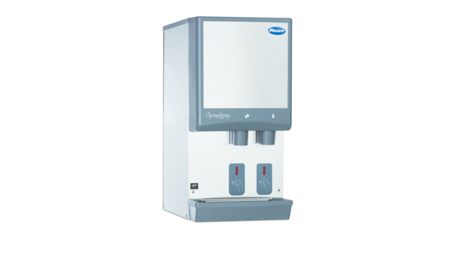 Symphony Plus™ ice and water dispensers