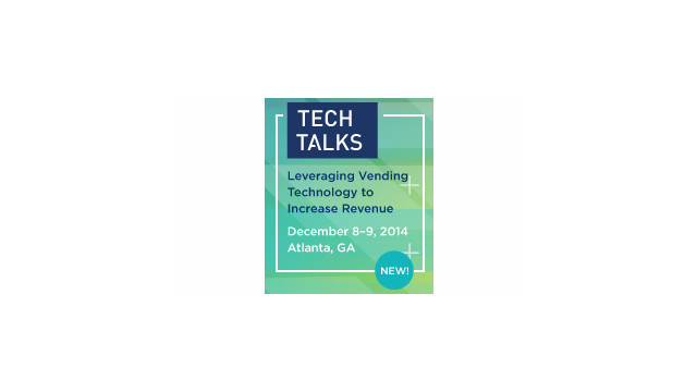 """Tech Talks"" Early Bird Special For NAMA Member Operators - Atlanta, December 8 To 9"