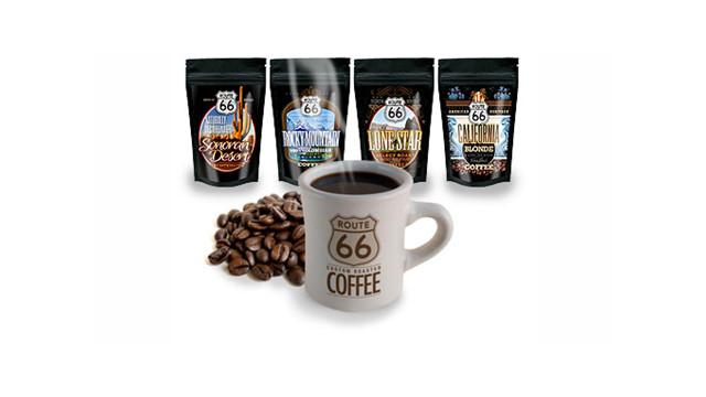Route 66 Coffee Collection