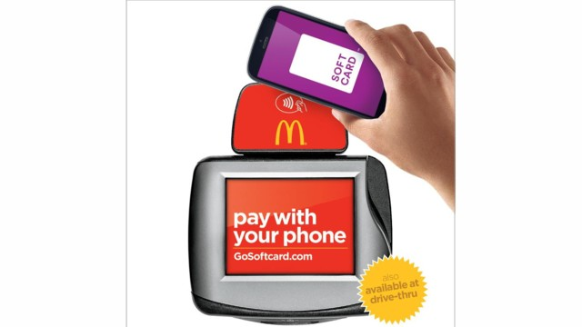 Softcard Mobile Payment Expands To McDonald's USA