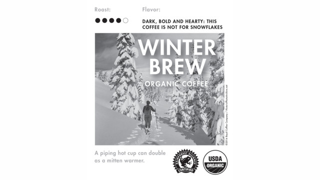 Winter Brew Organic Coffee