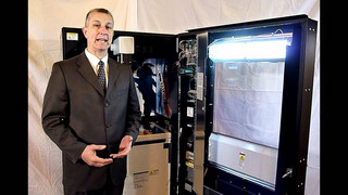 NAMA Show 2012 - Fastcorp Vending Machines