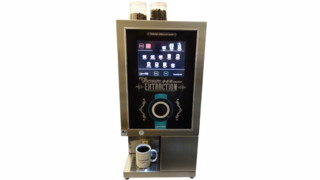 "Coffea Technologies Introduces The ""Next"" Model Bean-To-Cup Coffee Brewer, With Touchscreen Technology"