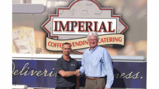 2014 Route Driver Of The Year Quarterly Winner, Rodney Montgomery, Imperial, LLC, Tulsa, OK