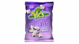 Vic's Lite White Popcorn