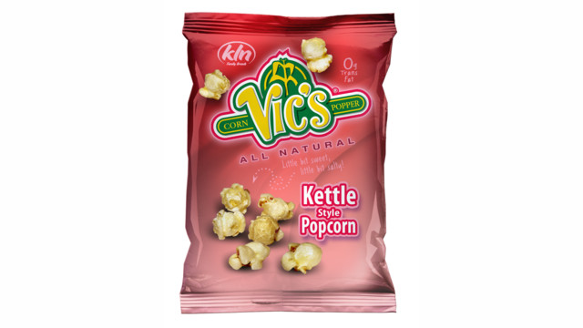 Vic's Kettle Style Popcorn