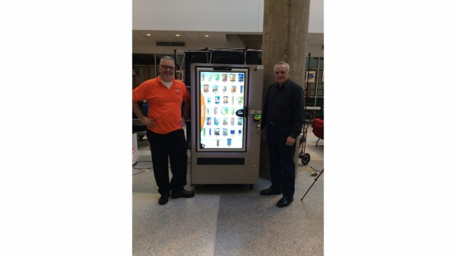 Vending Technologies Program Showcased At Philadelphia Career And Technical Education Expo