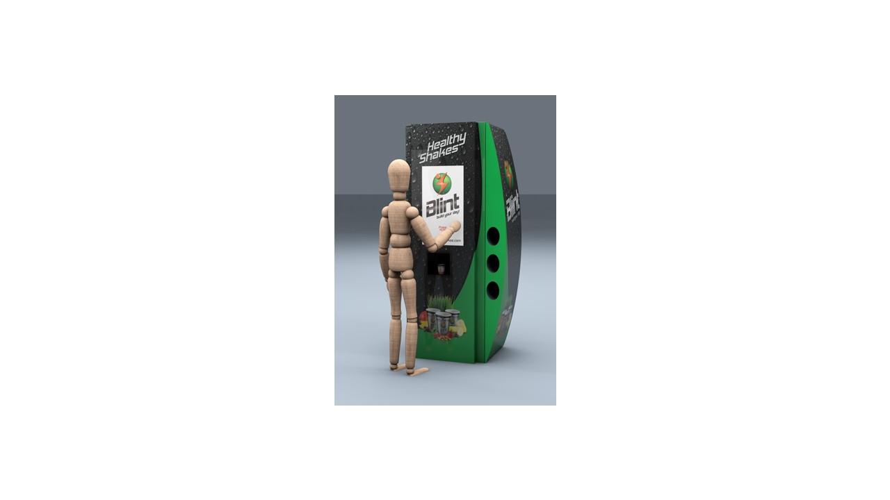 shake vending machine