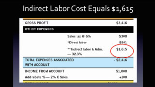 Account Profit & Loss (P&L) Worksheet How To