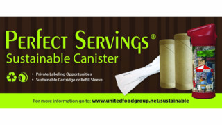 Sustainable Canister Line For Coffee Condiments
