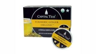 Capital Teas Launches Specialty Single-Serve Cup Collection