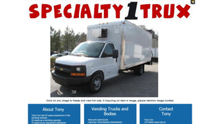 Specialty Trux Launches New Web Site, Changes Name To Specialty1Trux
