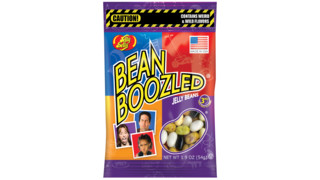 Jelly Belly BeanBoozled Peg Bag