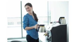 New Survey: 89% Of Office Workers Say A Good Cup Of Coffee Can Make Entire Workday Better