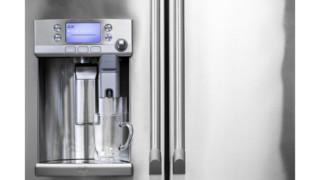 New GE Refrigerator Incorporates Keurig(R) K-Cup® Brewing System