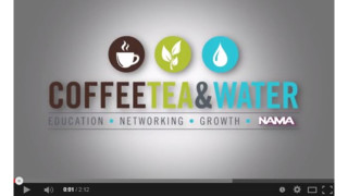NAMA Announces New Coffee Service Video