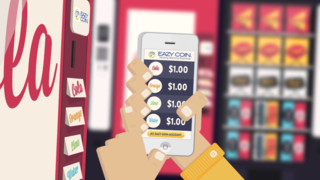 New Vending Machine Mobile Payment System To Enter The Market