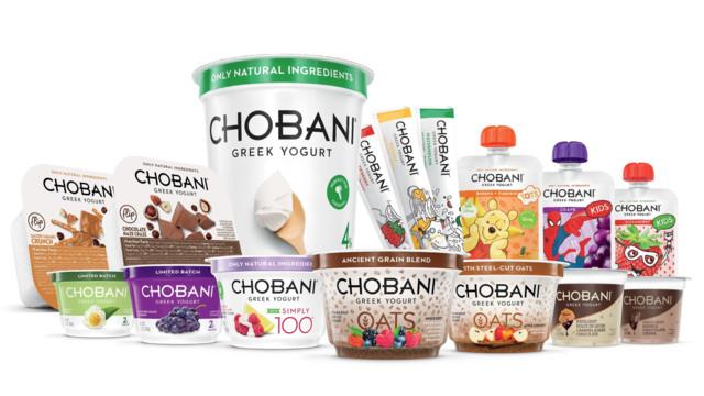 Chobani Launches New Product Platforms, Marketing Initiatives