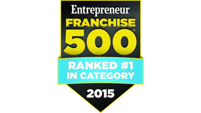 Fresh Healthy Vending International, Inc. Ranked Number One Vending Franchise On Entrepreneur Magazine's 2015 Franchise 500® List