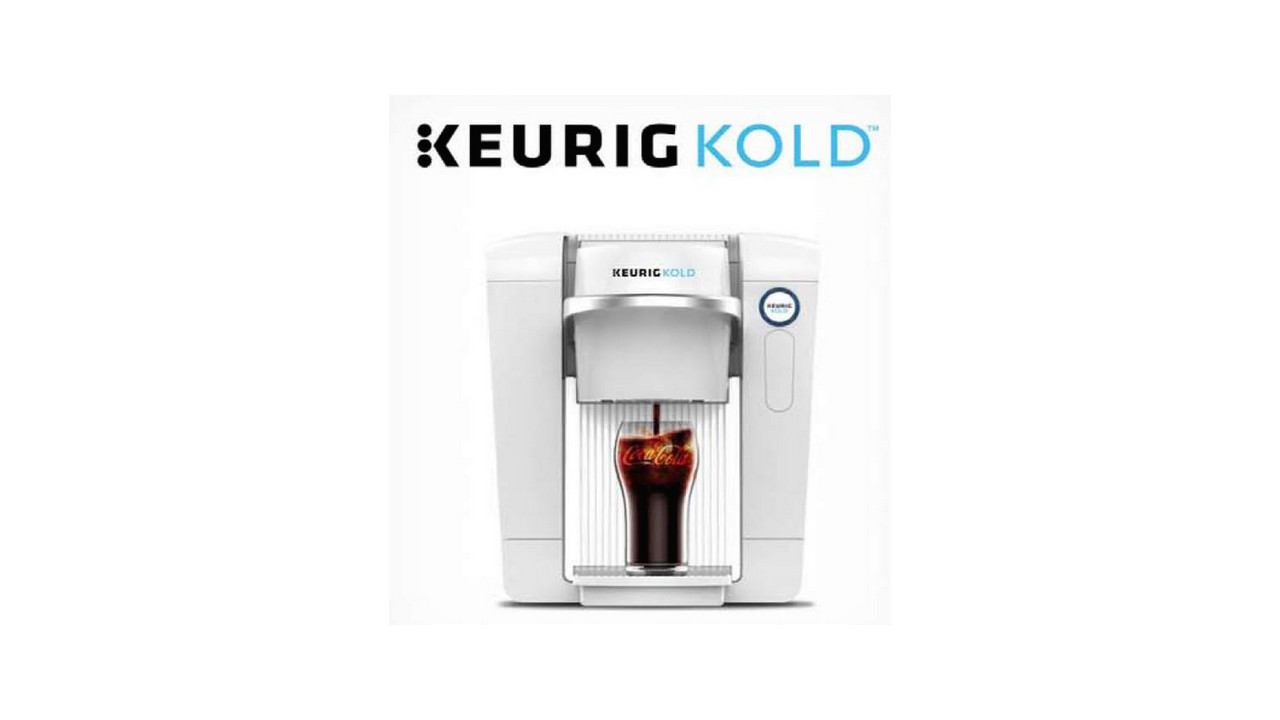 Keurig Coffee Maker Hot And Cold : Keurig Green Mountain To Launch Cold-Beverage System, Keurig Kold