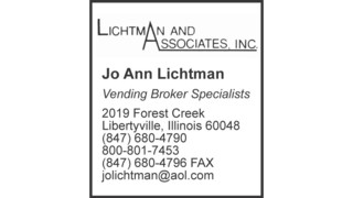 Vending Broker Specialists