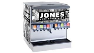 Jones Soda Co. Launches New Cane Sugar Soda Fountain Program