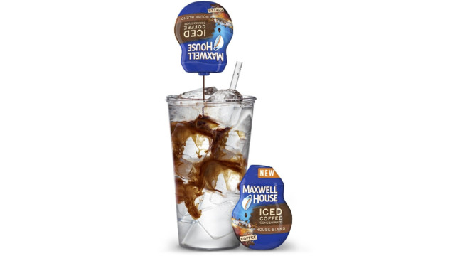 Maxwell House Introduces Innovative New Way To Make Iced Coffee