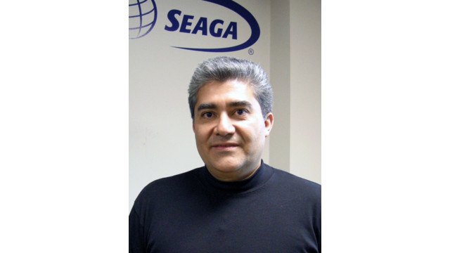 Seaga Adds Latin America Sales Director Martin Castillo