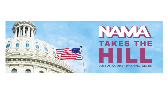 NAMA Announces Industry-Wide Opportunity To Advocate With Members Of Congress