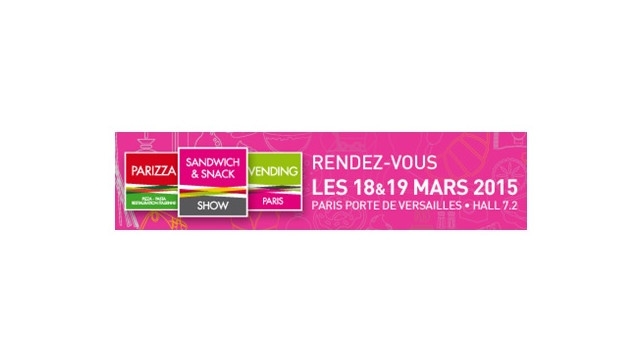 Vending Paris 2015 To Be Held March 18 To 19