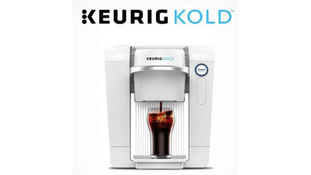 Keurig Green Mountain To Launch Cold-Beverage System, Keurig Kold