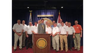 Alabama Vending Association Hosts Legislative Event At State Capitol March 17 & 18, 2015
