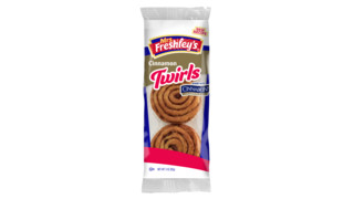 Mrs. Freshley's Cinnamon Twirls
