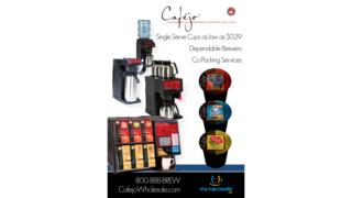 800-888-BREW  CafejoWholesale.com