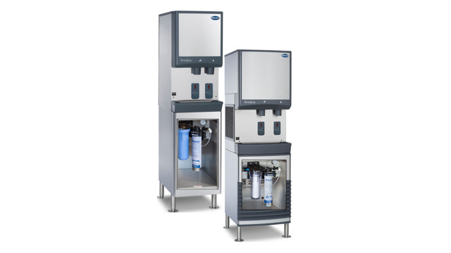 Factory-Installed Water Filter Systems Now Available In Follett Symphony Plus® Base Stands