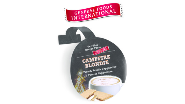 Get Creative With Cappuccino Combos From General Foods International